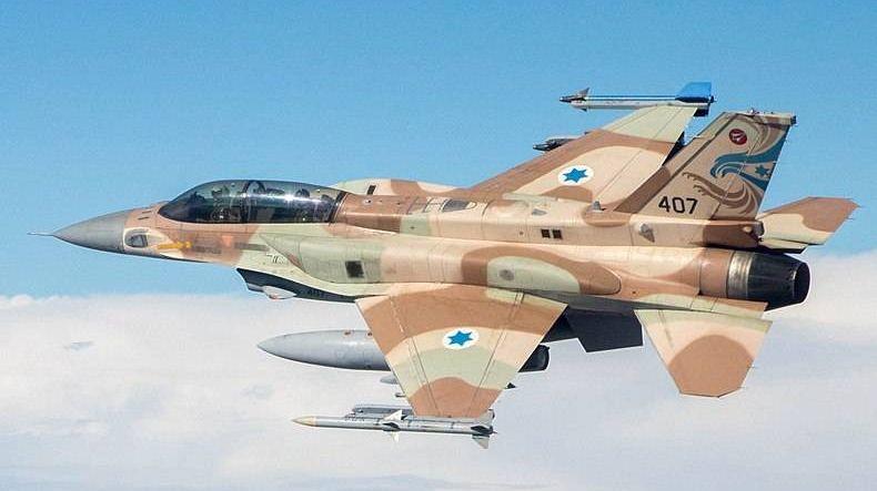 Израильский F-16