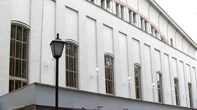 Театр имени Моссовета. Москва