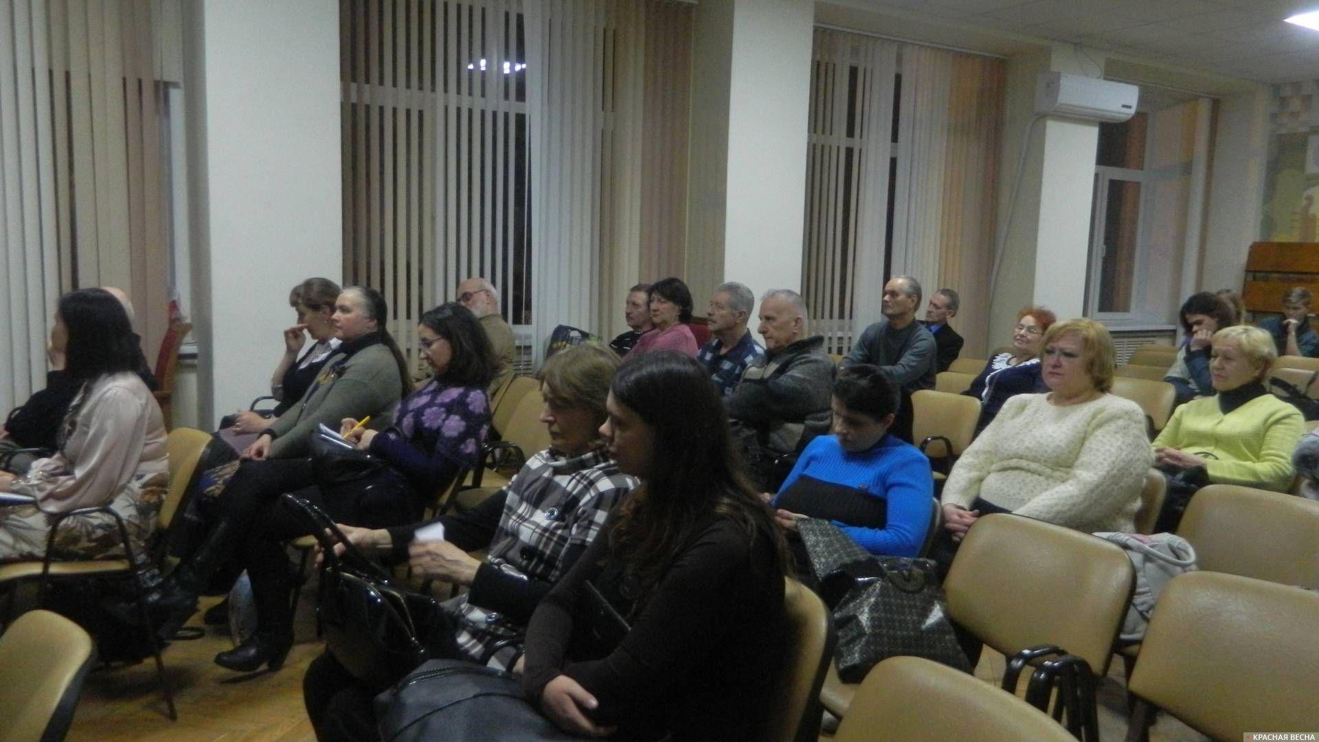 Поэтический вечер памяти Сергея Есенина. Калуга