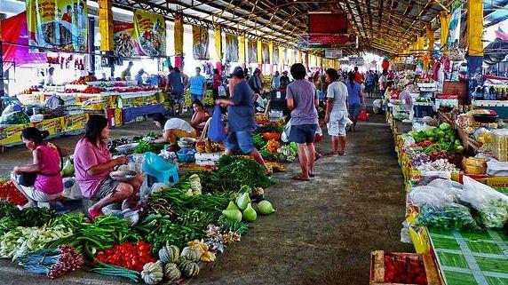 Рынок на Филиппинах