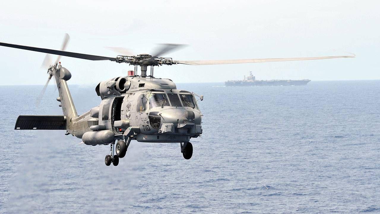Вертолет Sikorsky MH-60R