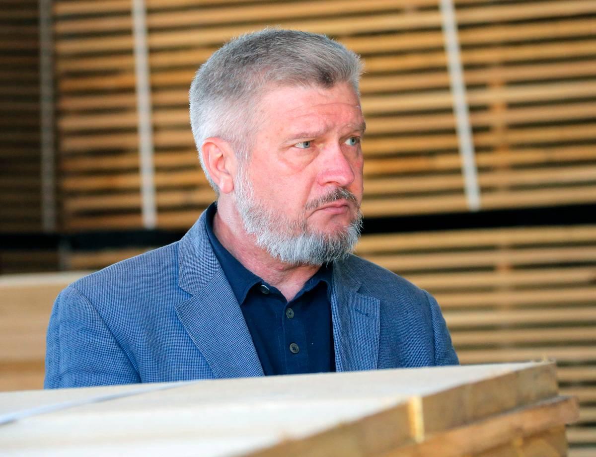 Александр Балберов