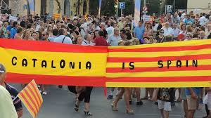 Милиция вКаталонии изымает бюллетени для референдума