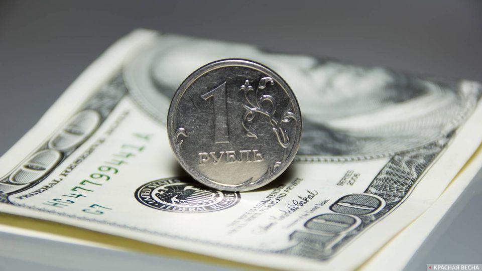 девальвация рубля к доллару 2015