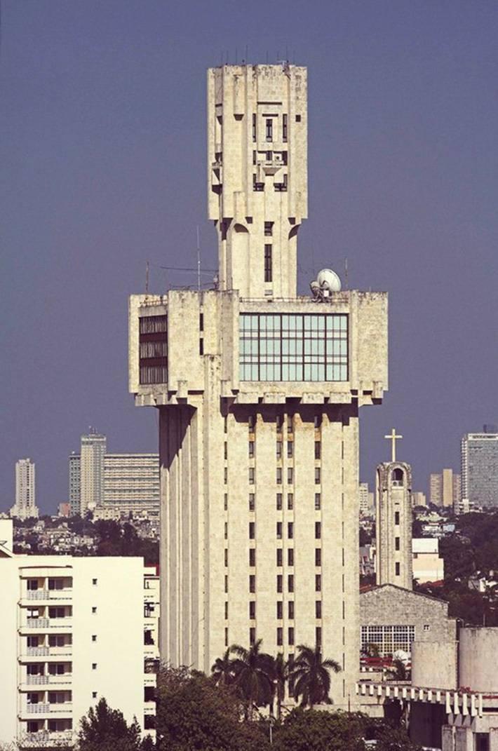 Посольство СССР, Куба