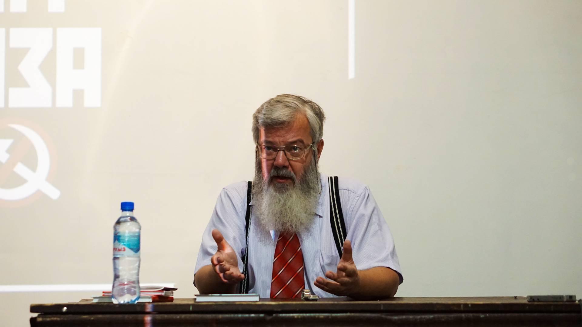 Историк Владимир Лавров