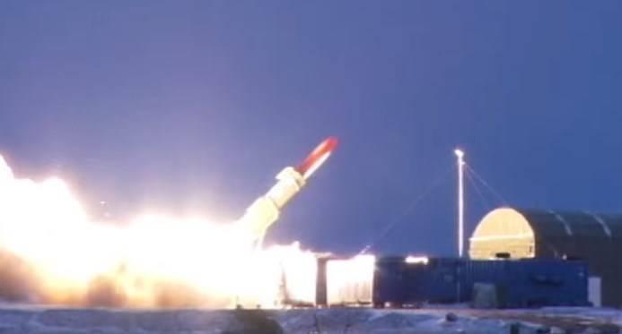Крылатая ракета с неограниченной дальностью «Буревестник»