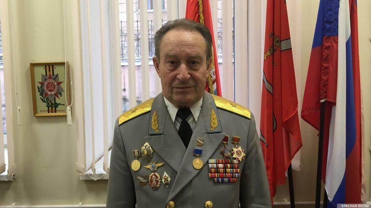 Волобуев Василий Тихонович
