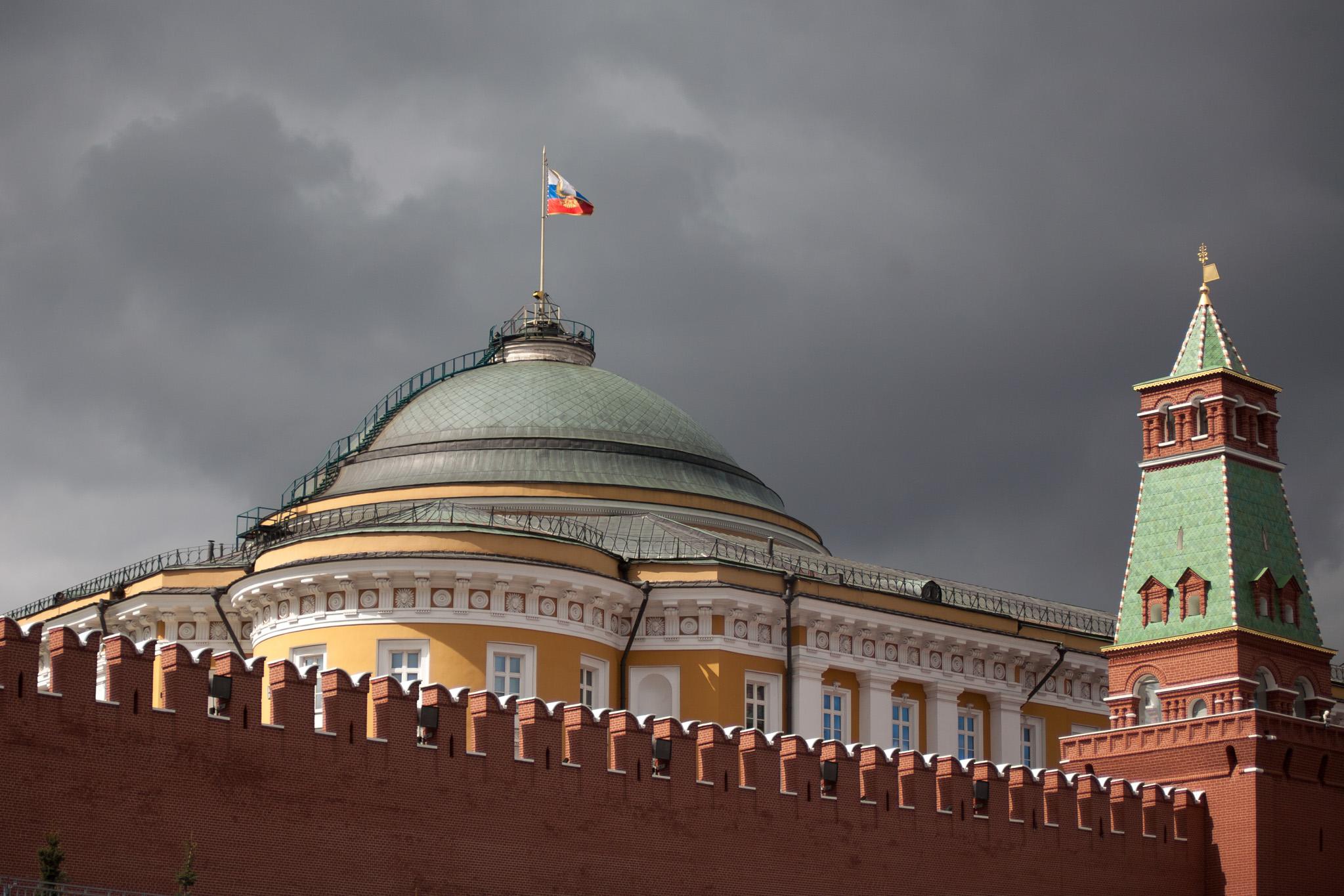 Москва. Кремль [Владимир Чичилимов © ИА Красная Весна]