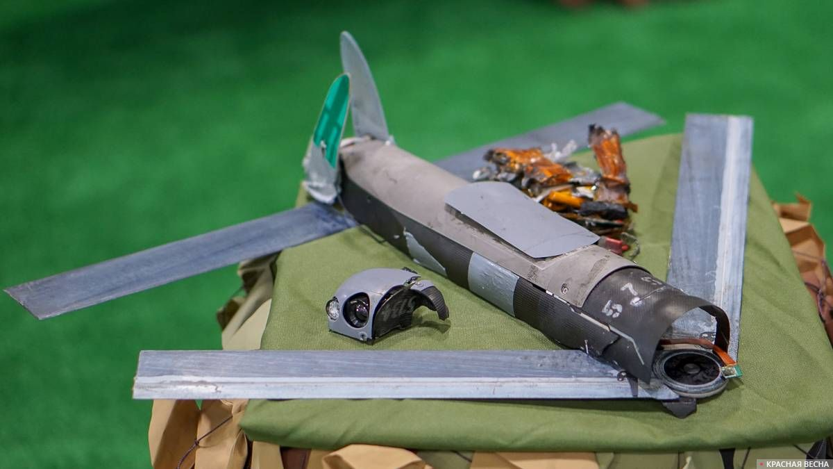 Ударный БПЛА Switchblade