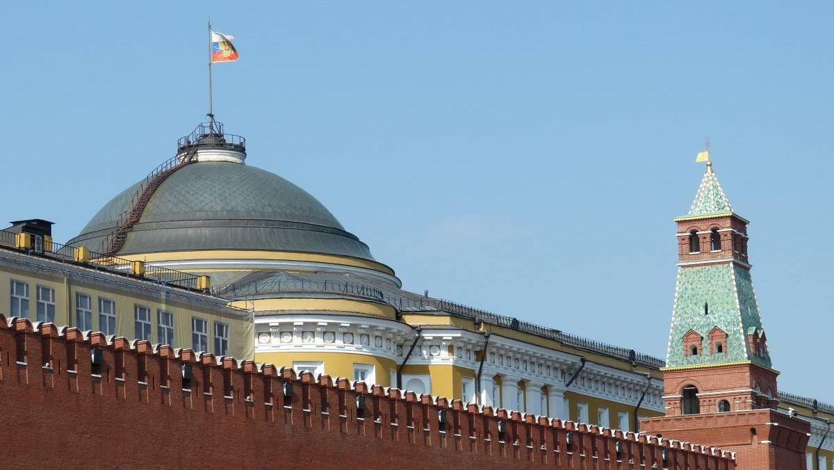 Московский Кремль закроют для посещения всамом начале  мая