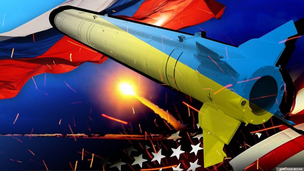 Украинская управляемая ракета «Гром»