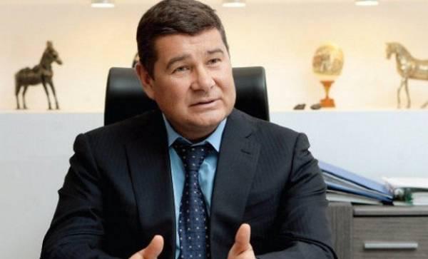 Скандальный Онищенко вновь заявил опланах вернуться вКиев