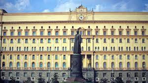 Памятник Ф. Э. Дзержинскому на площади Дзержинского