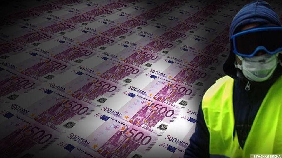 Финансовые потери от действий «желтых жилетов»